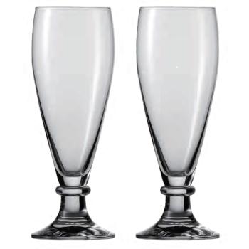 ブリュッセル ビールグラス ペア